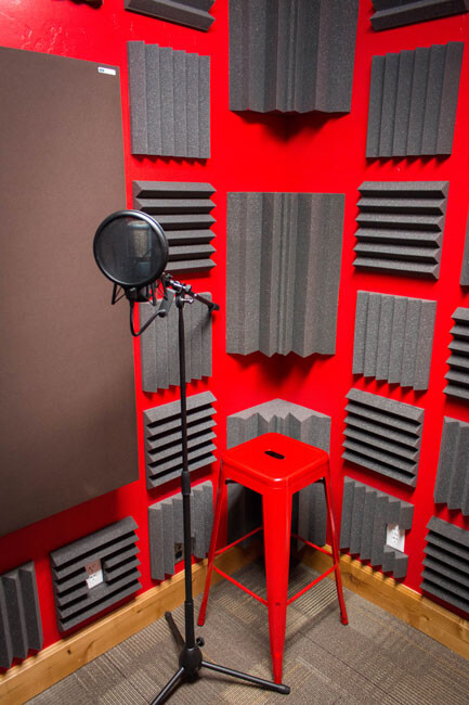 Fabulous Sound Recording Room Drb Discovery Ranch Teen Residential Largest Home Design Picture Inspirations Pitcheantrous