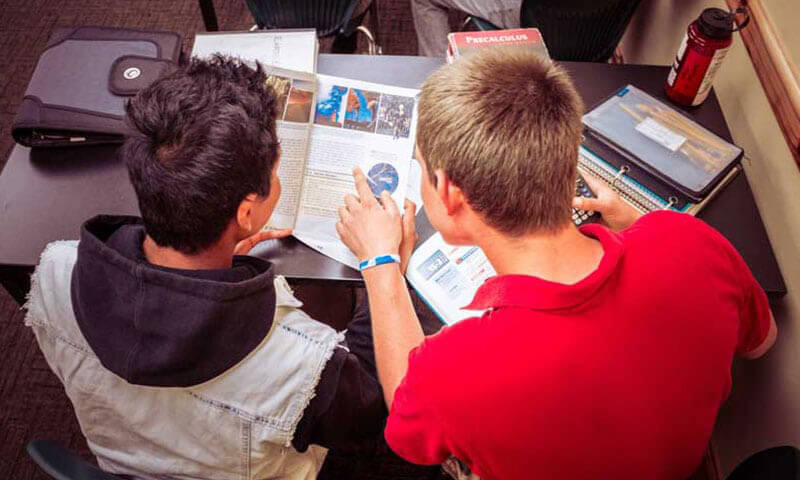 discovery-ranch-for-boys-blended-learning-school-work